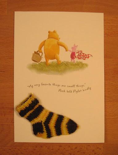 Wee Tiny Sock