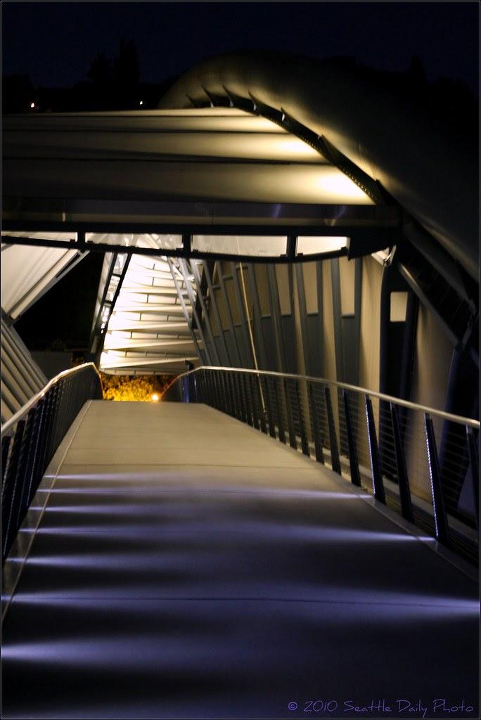Double Helix Pedestrian Bridge