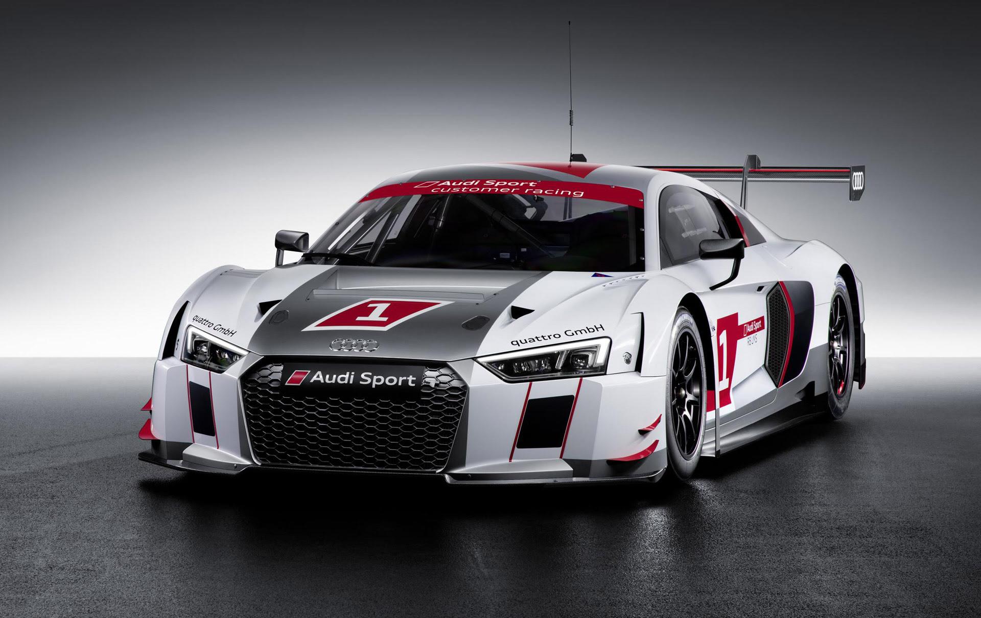 2016 Audi R8 LMS Race Car Debuts At 2015 Geneva Motor Show