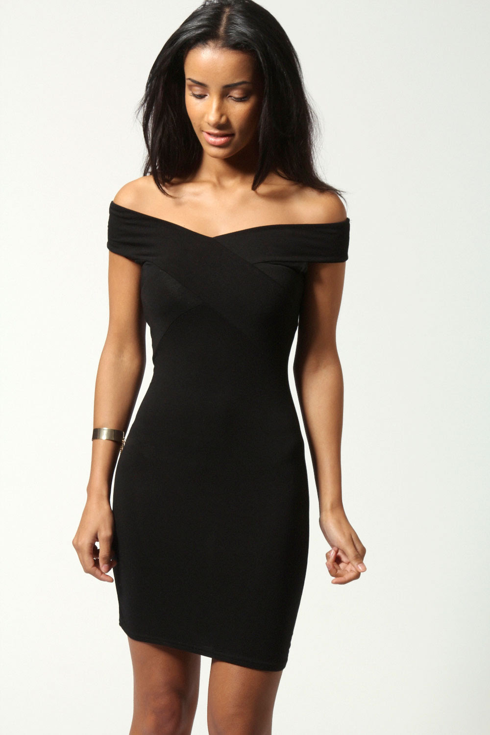 With jacket black bodycon dress off the shoulder pain style guide