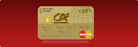Credit bank personnel: Prix carte gold credit agricole