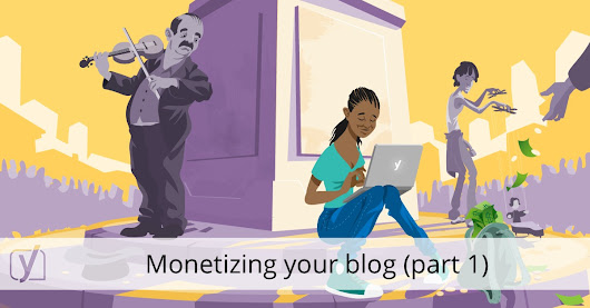 Monetizing your blog (part 1) • Yoast