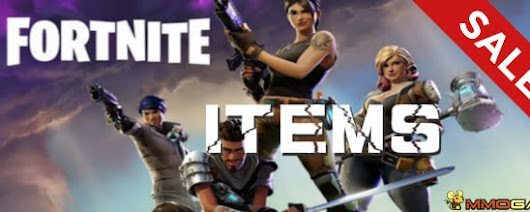 Fortnite Items Are on Sale at MmoGah