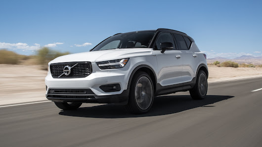 Volvo XC40: 2019 Motor Trend SUV of the Year Finalist - Motor Trend