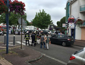 Priest Killed After Two Men Armed With Knives Attacked A Church In France