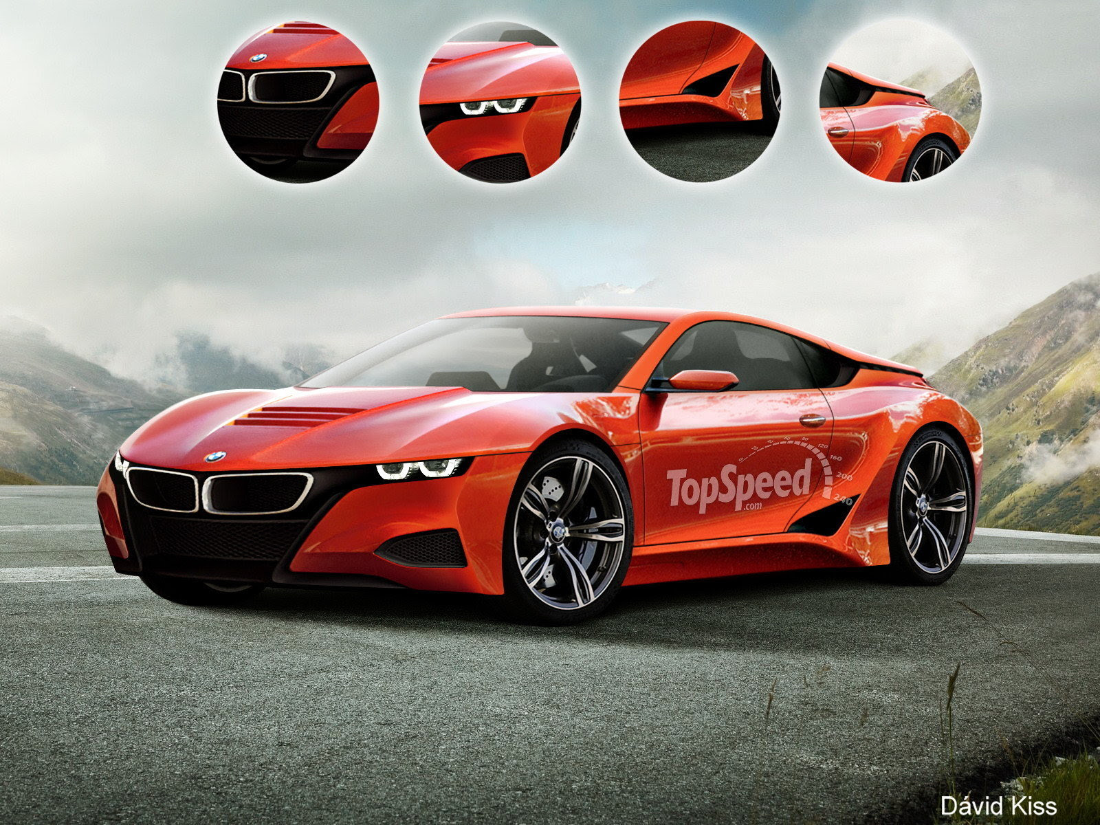 2016 BMW M8 - Picture 493177 | car review @ Top Speed