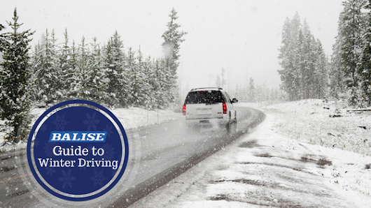 The Balise Guide to Winter Driving