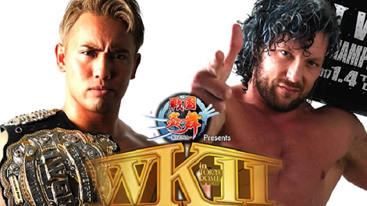 ONR: Wrestle Kingdom Review & More W/Gentleman Josh Smith - Social Suplex