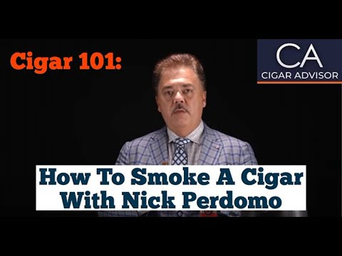 How to Smoke a Cigar [Best Advice Ever Received]