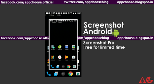 Screenshot Pro: Screenshot on android! [Free for limited time]