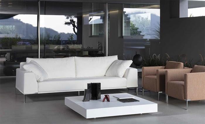 Moderne Sofa für Büro, bequeme Sitzmöbel | IDFdesign