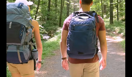 Is This 'Floating' Backpack a Backcountry Hunter's Dream Come True? | OutdoorHub