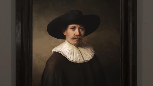 AI just 3D printed a brand-new Rembrandt, and it's shockingly good - News