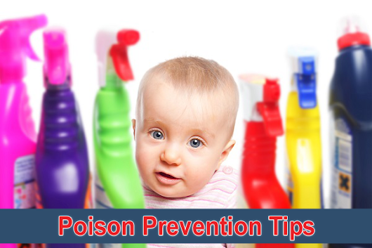 8 Poison Prevention Tips from Physicians Urgent Care in Tennessee