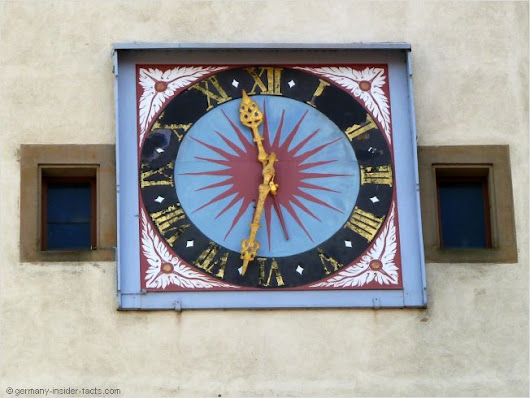 What is the current local time in Germany? Time Zone in Germany