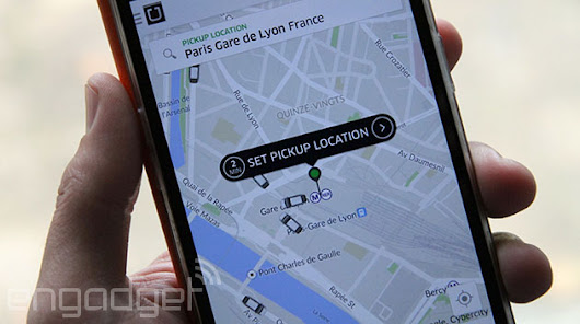 Uber looking into violations of its 'God View' customer-tracking app