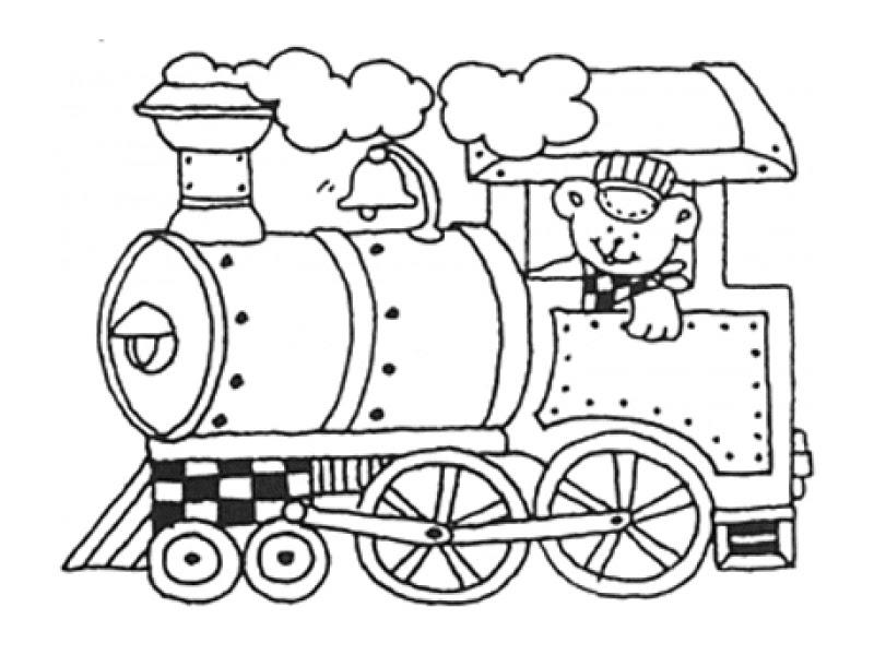 Dibujos Trenes Para Colorear Az Dibujos Para Colorear