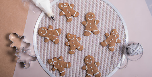 kitchinet - Gingerbread Cookies