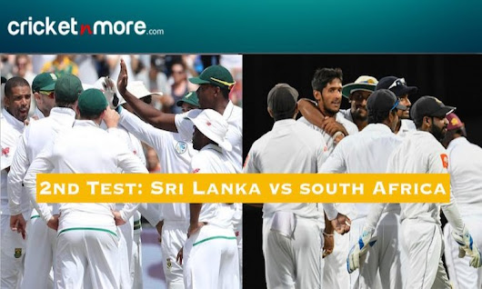 Sri Lanka opt to bat against South Africa in 2nd Test, Check Playing XI