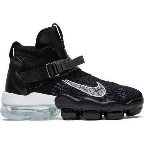 fc940a2788b4f Nike Air VaporMax Premier Flyknit Black Metallic - Size 10 Mens ...