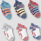 Toddler Boys' 6pk Heel Shield Socks - Hanes Colors May Vary 2T-3T, Boy's, Multicolored