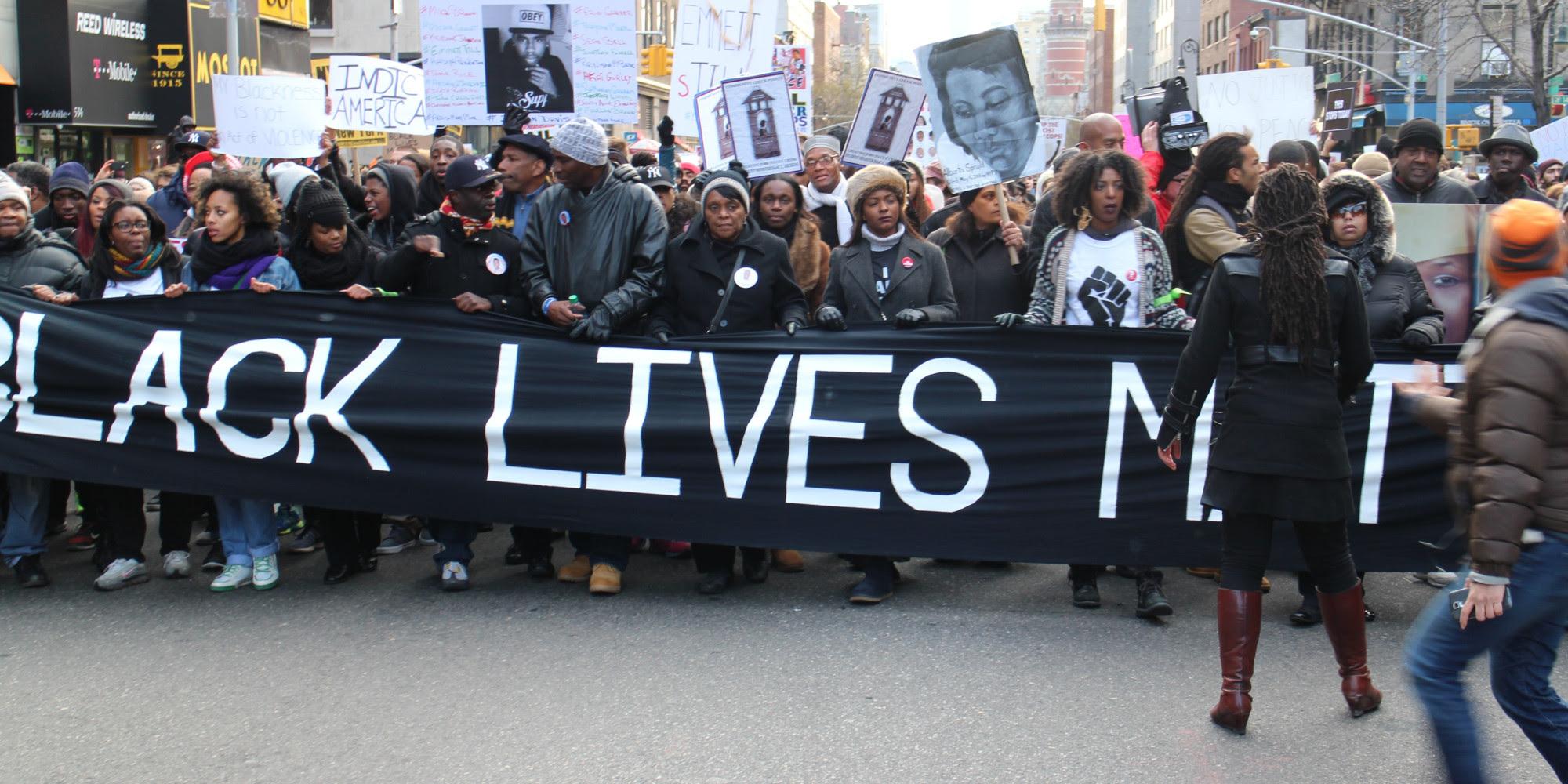 Risultati immagini per black lives matter