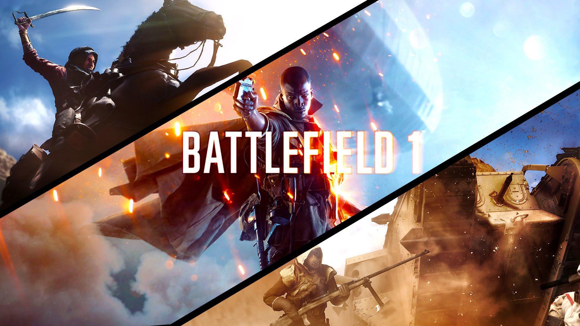 Resultado de imagem para Battlefield 1