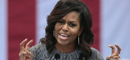Michelle Obama just revealed her intentions for 2020 with this anti-Trump attack - Patriot Pulse