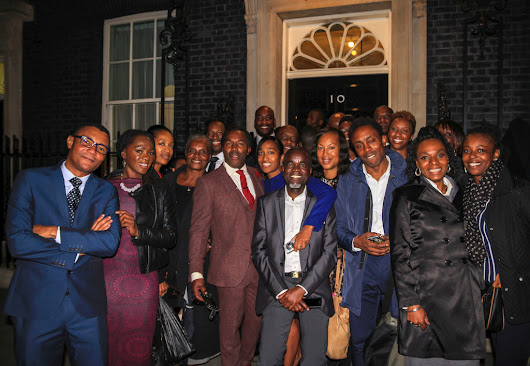 Urban Synergy invited to 10 Downing Street