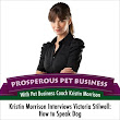 Episode #5: Taking the Leap From Job to Pet Business - Prosperous Pet Business Online Conference