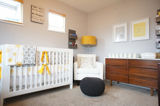 Designing a nursery that will grow up with your baby