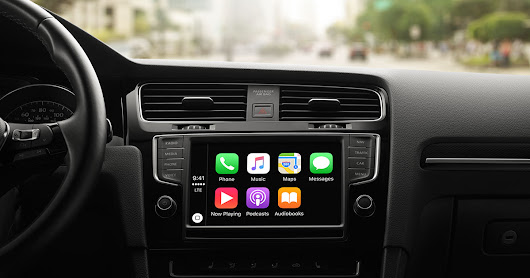 You Can Now Use Google Play Music with Apple CarPlay
