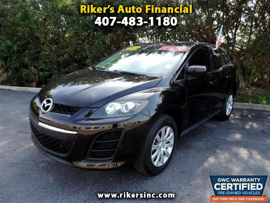 Used 2010 Mazda CX-7 for Sale in Kissimmee  FL 34744 Riker's