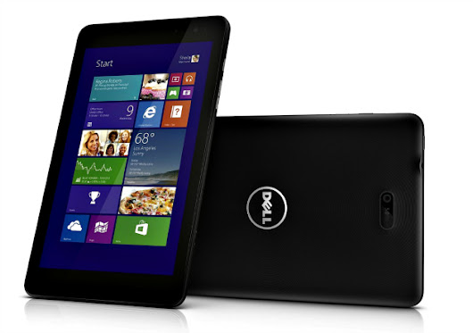 Win An Intel Inside Dell Venue 8 Pro Tablet #IntelFan | Makobi Scribe