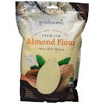 Goldbaums Premium Almond Flour, 16 oz.