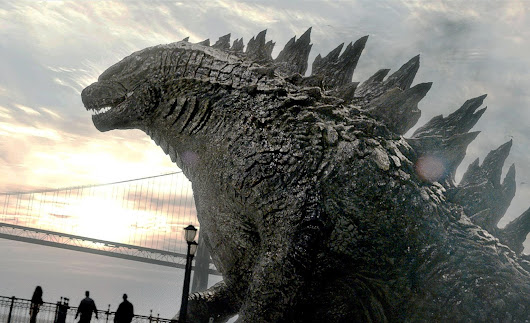 By Treading Lightly, Godzilla Stomps on the Modern Blockbuster