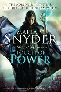 Touch of Power (Avry of Kazan, #1)