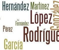 Los apellidos latinos con más presencia en los Estados Unidos
