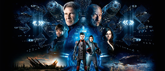 Ender's Game - 4k UHD Blu-ray Movie Review - HomeTheaterHifi.com