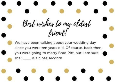 Bridal Shower Wishes: What to Write in a Bridal Shower