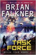Task Force (Recon Team Angel #2) by Brian Falkner: Book Cover