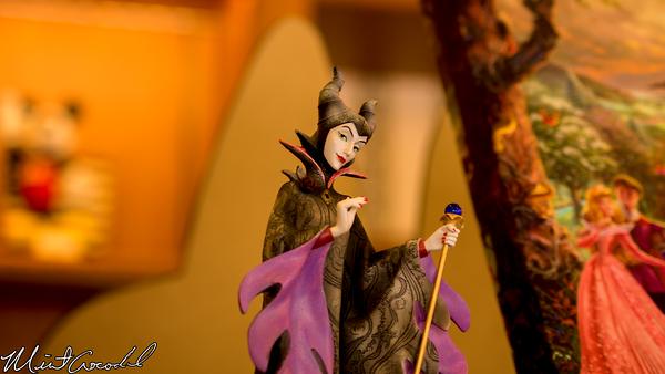 Disneyland Resort, Disneyland, Maleficent, Figure