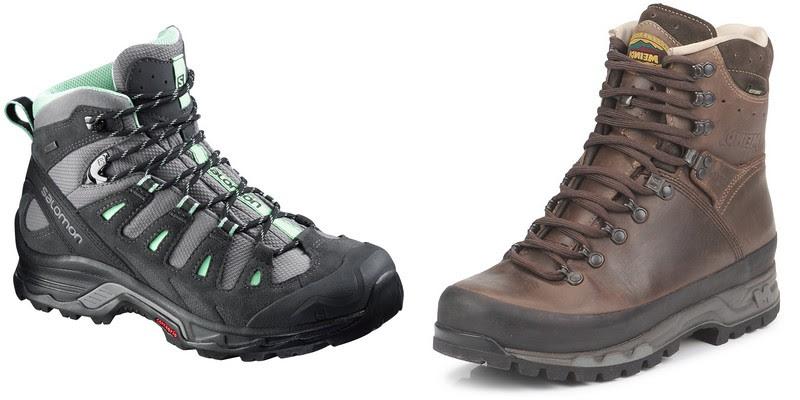 Les Clés Pour Bien Choisir Sa Chaussure De Randonnée