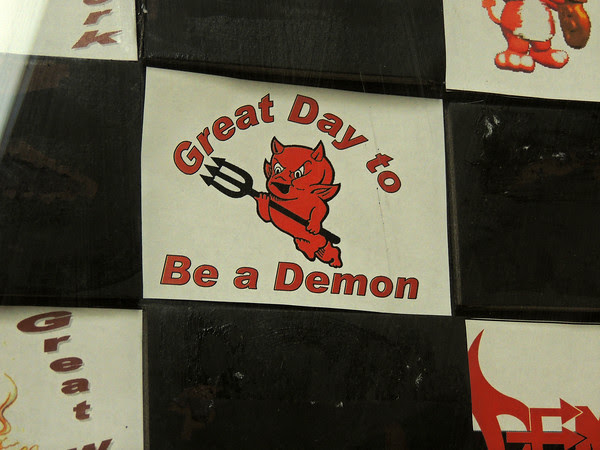 Great Day to be a Durango Demon