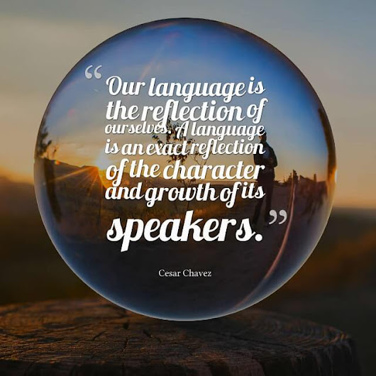 16 Inspirational Quotes About Language | Textappeal