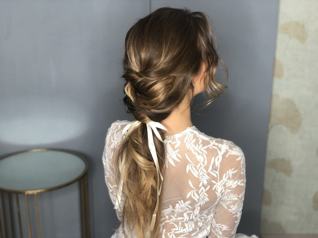Sposa Hairstyle E Acconciature 2021 La Fata Pinterest