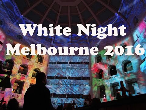 White Night Melbourne 2016 [With Vlog]