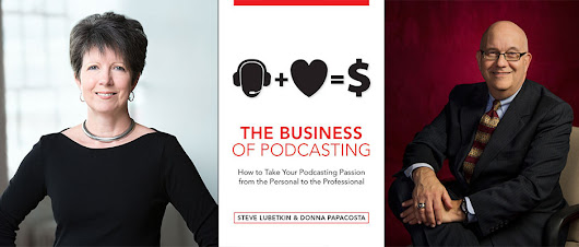 Trafcom News Podcast 141: The business of podcasting – working with clients in studio and on location