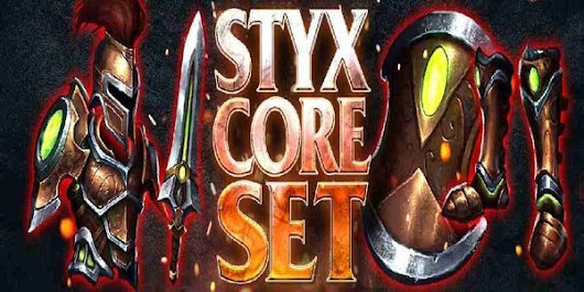 New Infantry Core Set - Styx - Inside Game of War