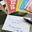 Lunch Box Love: Easy Lunch Box Notes from Journaling Cards
